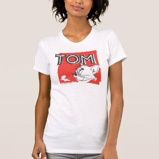 T-shirt Tom et chat fou de Jerry