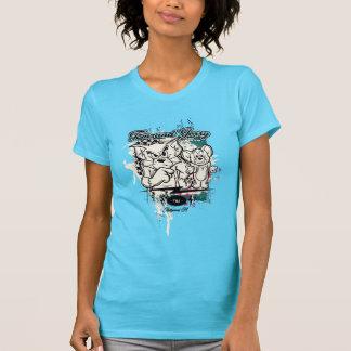 T-shirt Tom et Jerry Hollywood CA