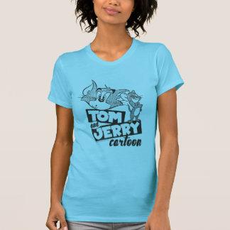 T-shirt Tom et Jerry | Tom et bande dessinée de Jerry
