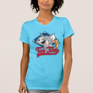T-shirt Tom et Jerry | Tom et Jerry sur le diamant de