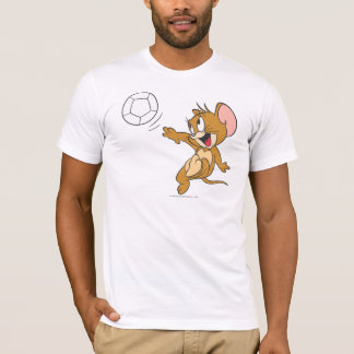 T-shirt Tom et le football de Jerry (le football) 1