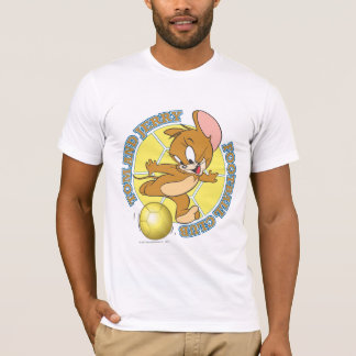 T-shirt Tom et le football de Jerry (le football) 4