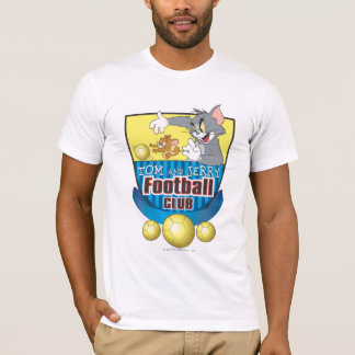 T-shirt Tom et le football de Jerry (le football) 5