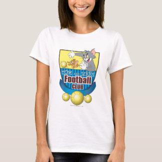 T-shirt Tom et le football de Jerry (le football) 5