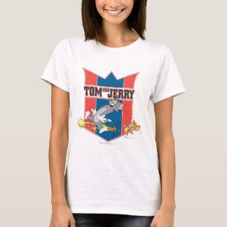 T-shirt Tom et le football de Jerry (le football) 7