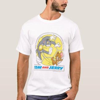 T-shirt Tom et le football de Jerry (le football) 8