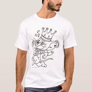 T-shirt Tom et le Roi Jerry de Jerry