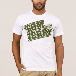 T-shirt Tom et logo 3 de Jerry