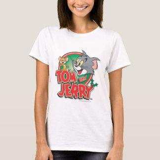 T-shirt Tom et logo de classique de Jerry