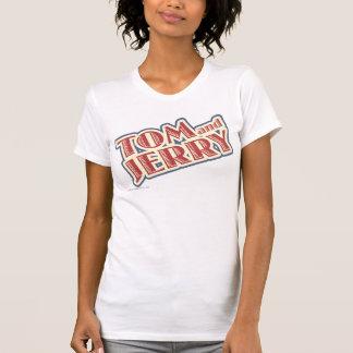 T-shirt Tom et logo de Jerry