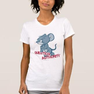 T-shirt Tom et souris dure 2 de Jerry