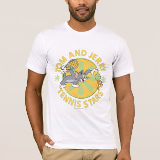 T-shirt Tom et stars du tennis 5 de Jerry