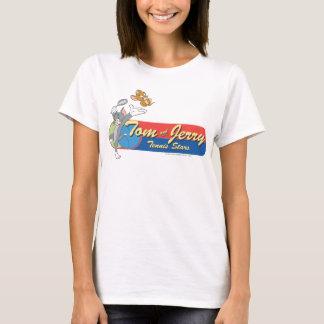 T-shirt Tom et stars du tennis 6 de Jerry