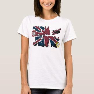 T-shirt Tom et surcharge BRITANNIQUE 2 de Jerry
