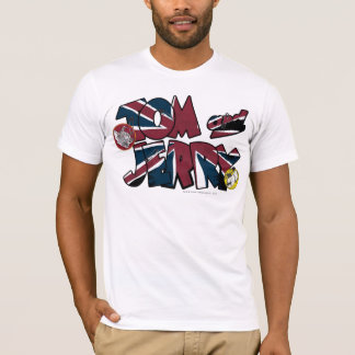 T-shirt Tom et surcharge BRITANNIQUE 2 de Jerry