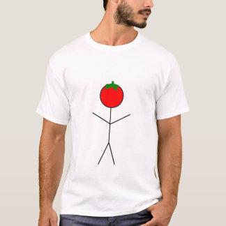 T-shirt Tomate-Quart de pinte