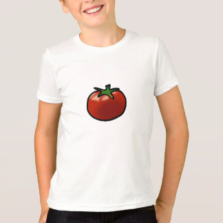 T-shirt Tomate rouge