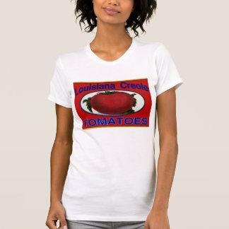 T-shirt Tomates de Créole de la Louisiane