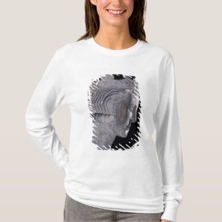 """T-shirt Tombe de Pepin """"le court"""", roi des contreseings"""