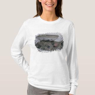 T-shirt Tombe d'un chef gaulois et de son conducteur de