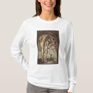 T-shirt Tombes des chevaliers Templar, c.1820-39