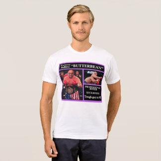 """T-shirt Tommy """"le type le plus dur dans le combat de NJ"""""""