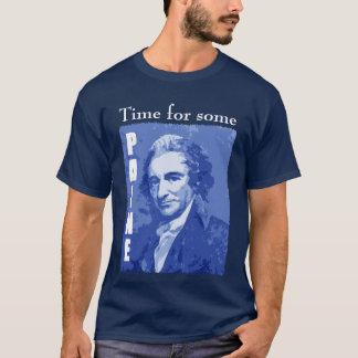 """T-shirt TomPaine - """"avance, suivent ou sortent de la"""