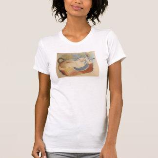 T-shirt Tonkinese de façon précieuse et Romeo