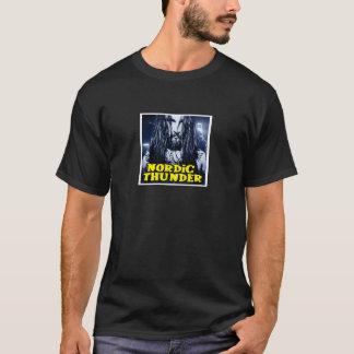 T-shirt Tonnerre nordique