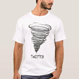 T-SHIRT TORDU