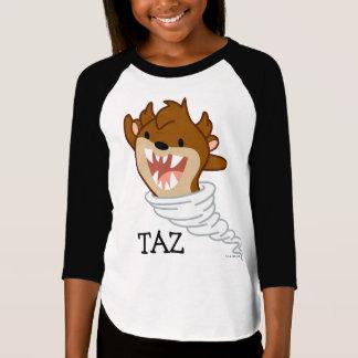 T-shirt Tornade TAZ™ de Chibi