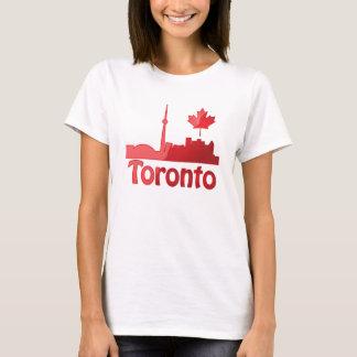 T-shirt Toronto brillant