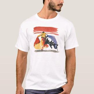 T-shirt torro et torrero
