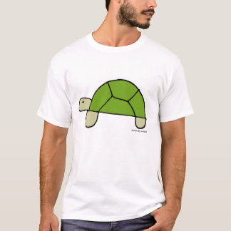 T-shirt tortue