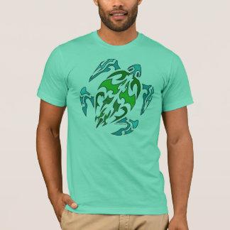 T-shirt Tortue de mer