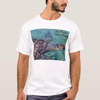 T-shirt Tortue de mer Maui, Hawaï