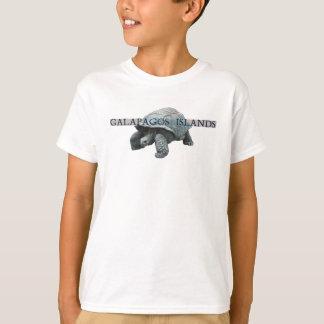 T-shirt Tortue d'îles de Galapagos