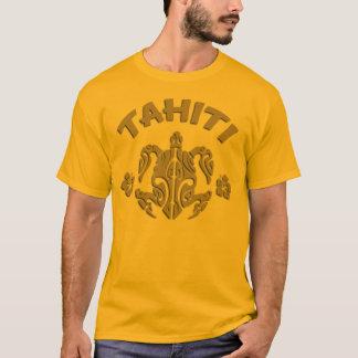 T-shirt tortue du Tahiti