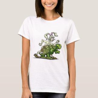 T-shirt Tortue et les lièvres