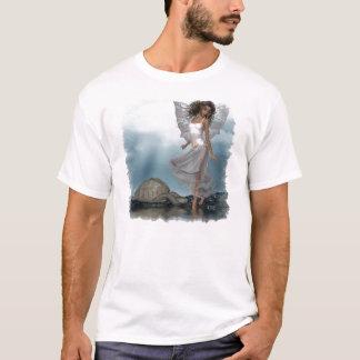 T-shirt Tortue féerique croisant III