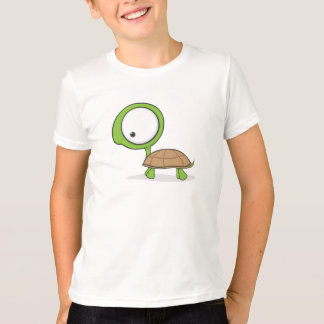 T-shirt tortue Grand-eyed