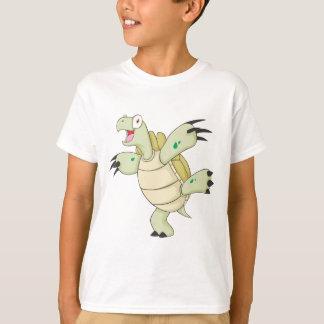 T-shirt Tortue joyeuse de Galapagos