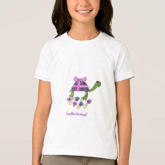 T-shirt Tortue-licious !