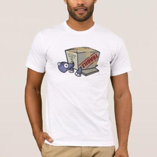 T-shirt Tortue sans Shell