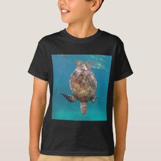 T-shirt Tortue Shell d'Hawaï