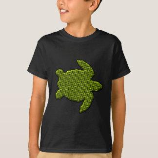 T-shirt Tortue texturisée