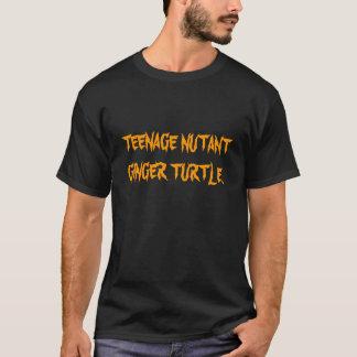 T-shirt Tortues de gingembre : D
