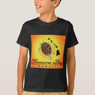 T-shirt Tortues d'Hawaï et îles d'Hawaï