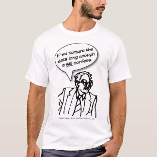 T-shirt Torture de données