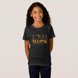 T-shirt total d'événement de l'éclipse solaire